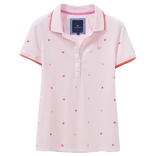 Crew Clothing Womens Revamped Classic Polo