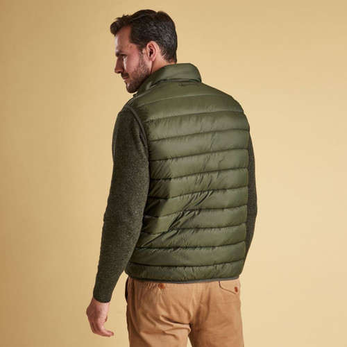 Barbour Mens Bretby Quilted Gilet