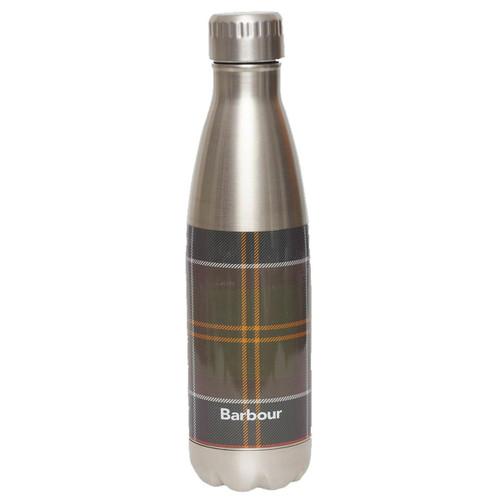 Barbour Unisex Tartan Water Bottle