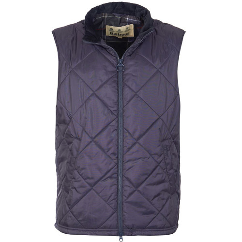 Nvay Barbour Mens Finn Quilted Gilet