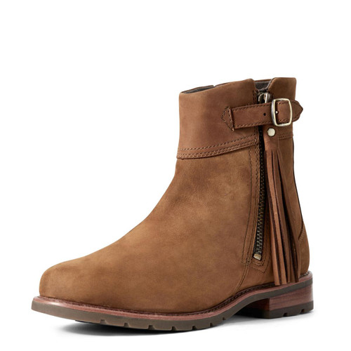 Chestnut Ariat Abbey Boots