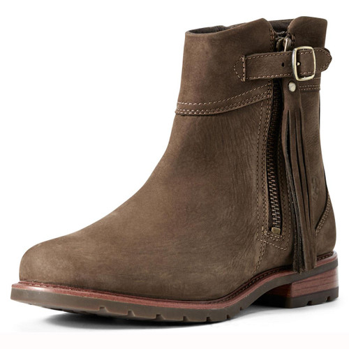 Willow Dark Olive Ariat Abbey Boots