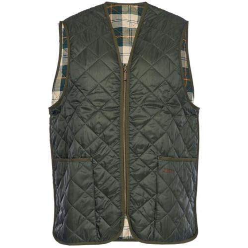 Barbour Quilted Waistcoat Zip-In Liner