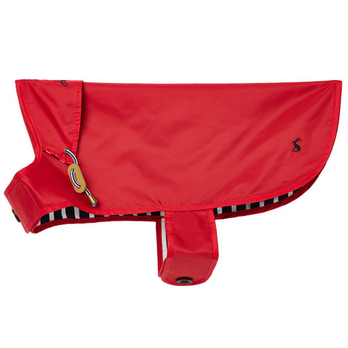 Red Water Resistant Dog Coat