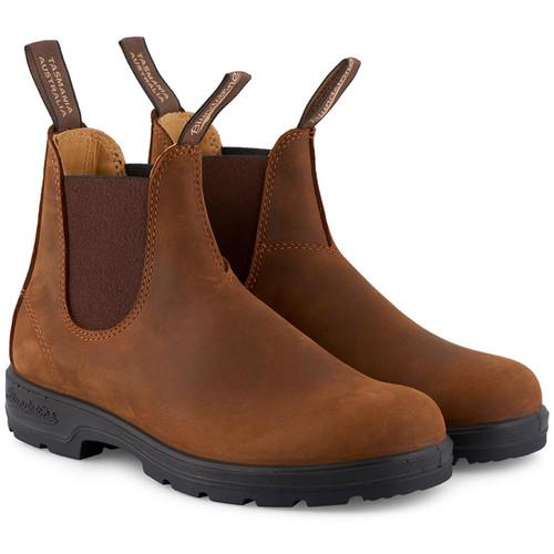 Crazy Horse Brown Blundstone Classics 562 Chelsea Boot