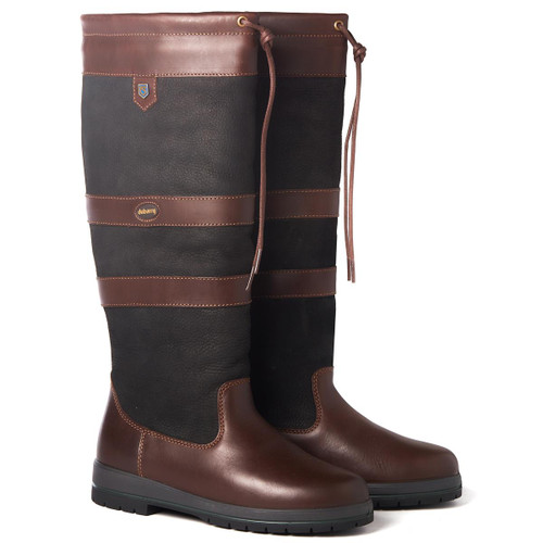Black/Brown Galway ExtraFit Boots
