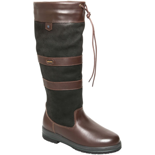 Dubarry Galway Wide Fit Black/Brown