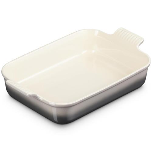 Flint Le Creuset 32cm Stoneware Heritage Rectangular Dish