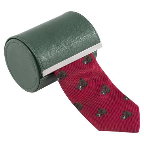 Wild Boar Red Alan Paine Ripon Silk Tie