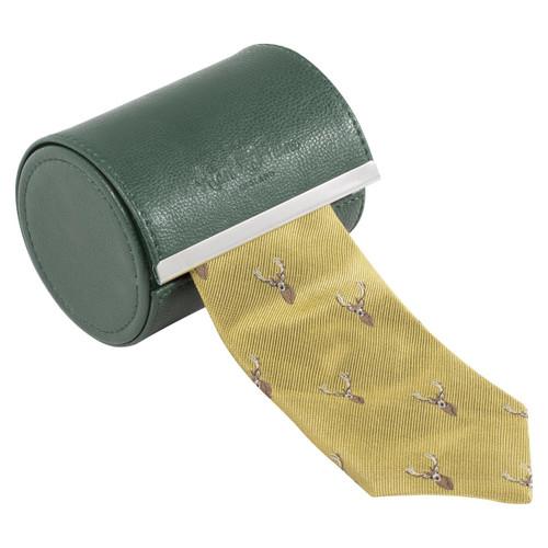 Stag Gold Alan Paine Ripon Silk Tie