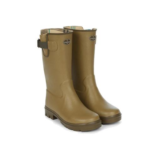 Vert Chameau Le Chameau Petite Vierzon Jersey Lined Boot