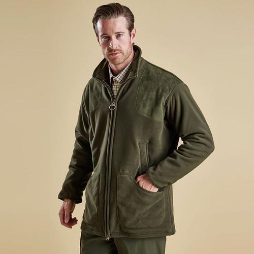 Barbour Mens Dunmoor Fleece Jacket