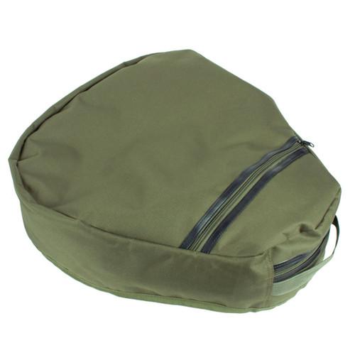 Green Bisley Shooting Cushion