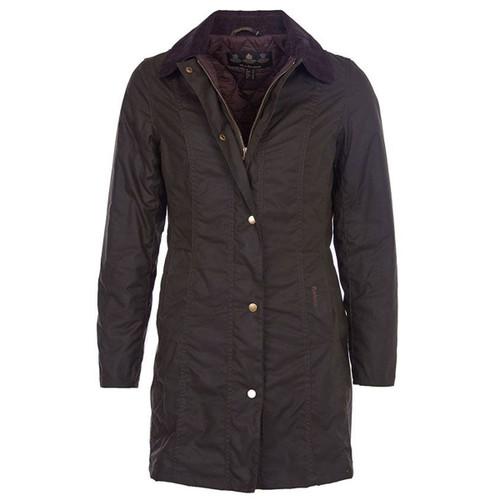 Barbour Womens Belsay Wax Jacket