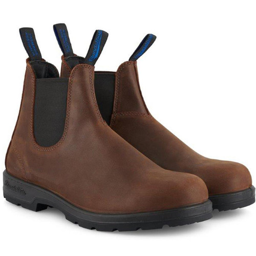 Antique Brown Blundstone Chelsea Boots