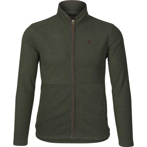 Classic Green Seeland Mens Woodcock Fleece Jacket