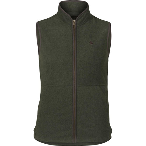 Classic Green Seeland Mens Woodcock Fleece Gilet