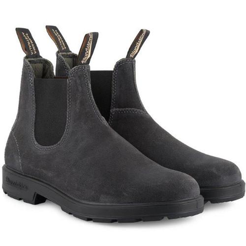 Steel Grey Blundstone 1910 Chelsea Boots
