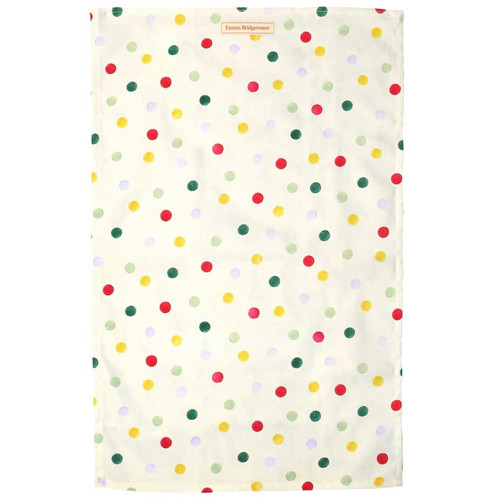 Emma Bridgewater Polka Dot Tea Towel Add Image