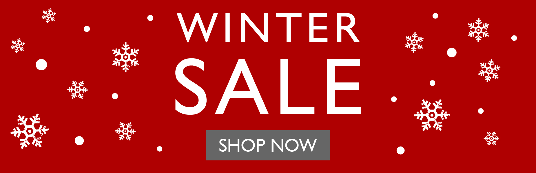 Winter Sale AW20 - Shop Now