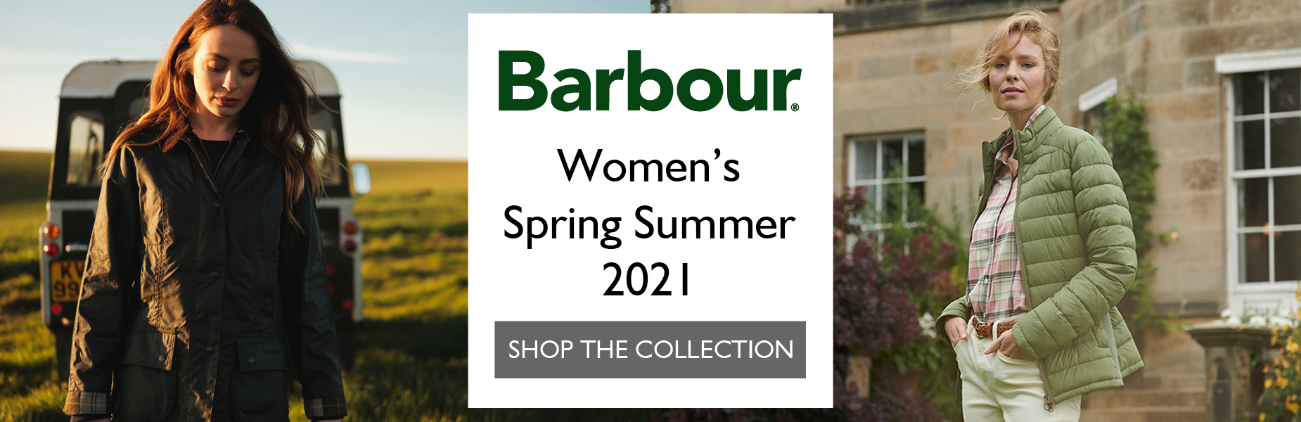 Barbour Womens SS21   Shop Now