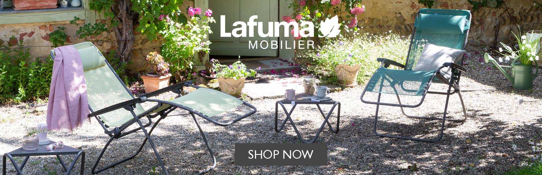 Lafuma Garden Furniture | Shop Now