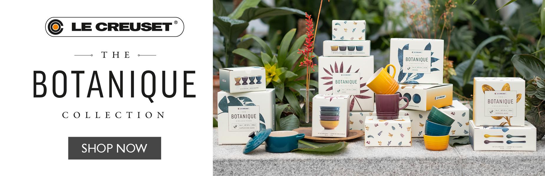 Le Creuset Botanique Collection | Shop Now