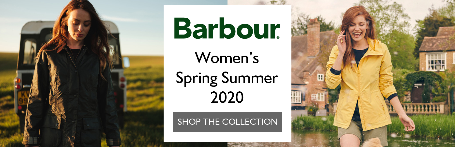 Barbour SS20 Womens | Shop The Collection
