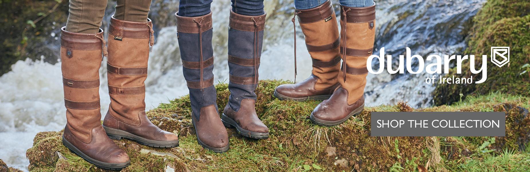 Dubarry Footwear - Shop Now