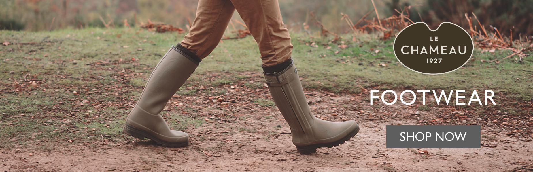 Le Chameau Footwear | Shop Now