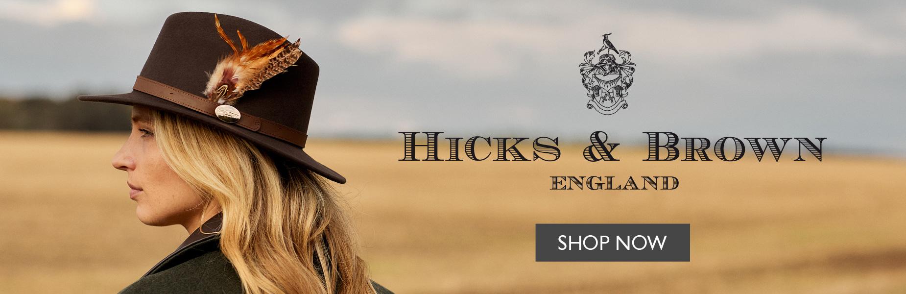 Hicks & Brown AW21   Shop Now