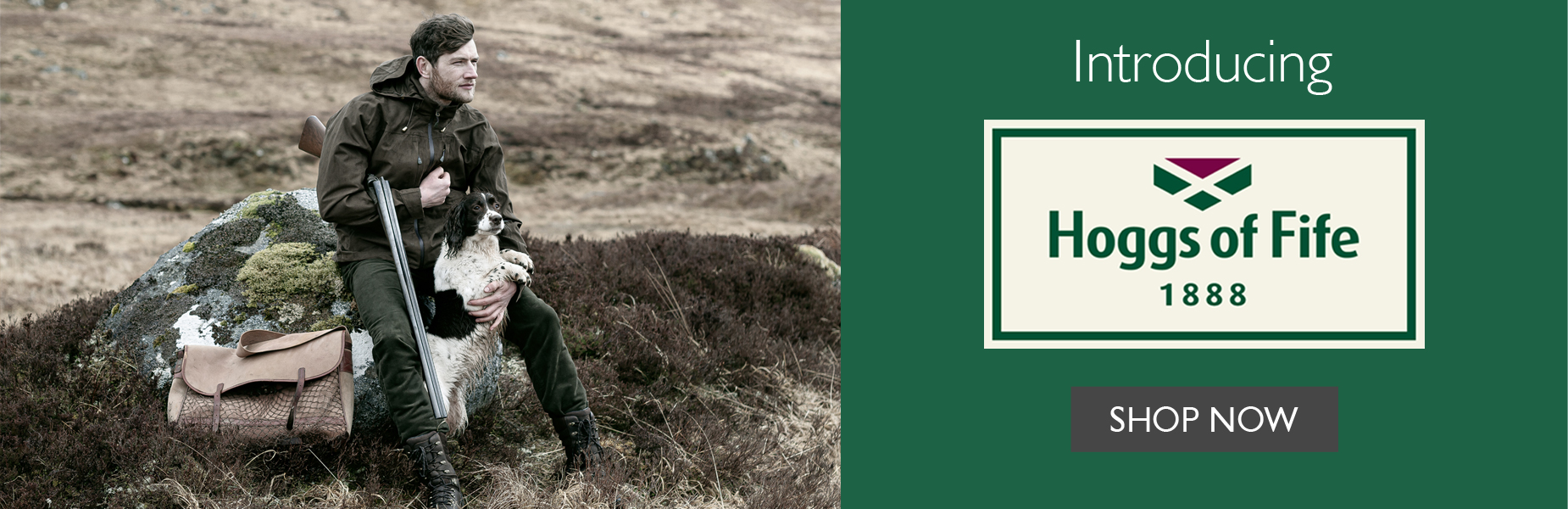 Introducing Hoggs of Fife   Shop Now