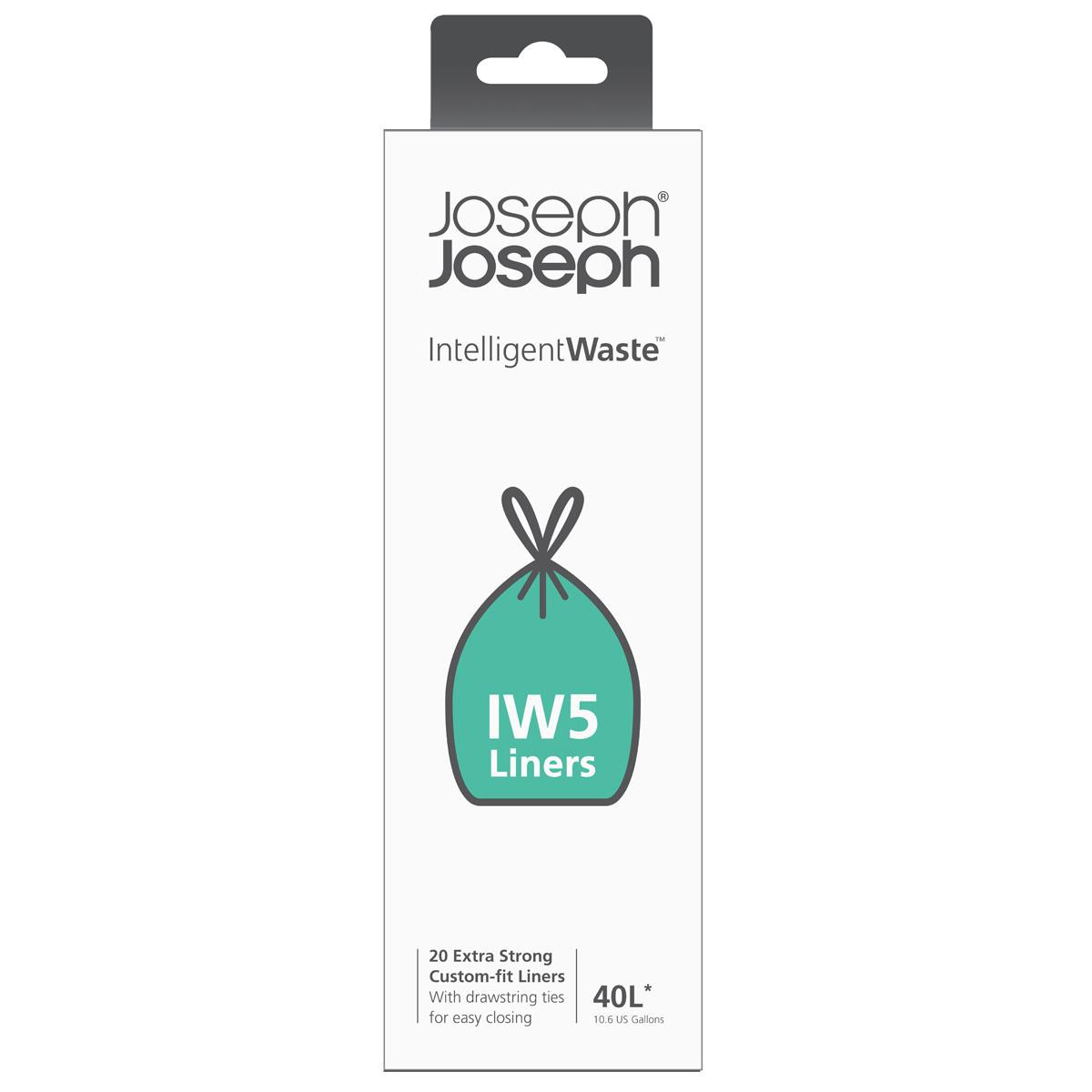 Joseph Joseph IW5 20L General Waste Liners