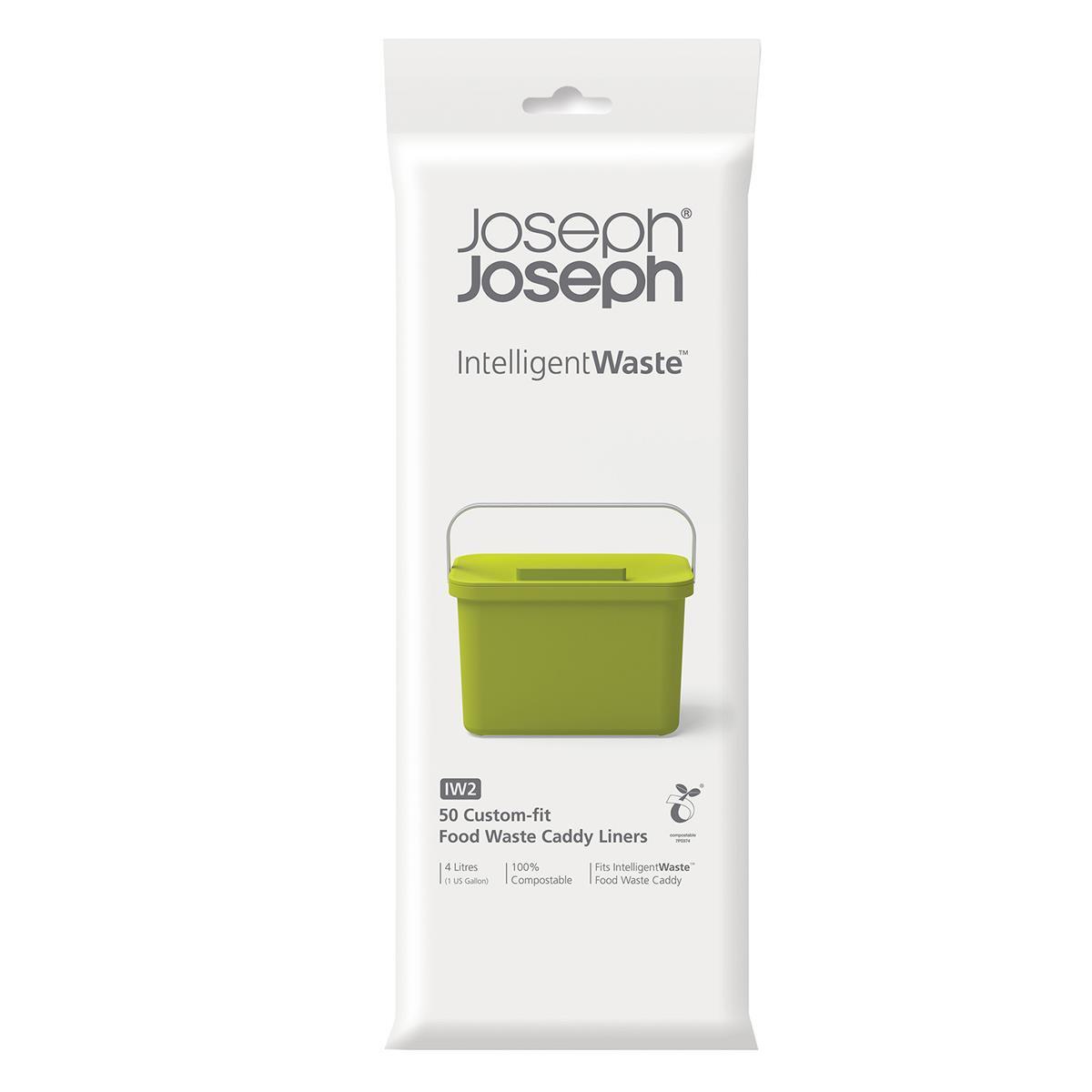 Joseph Joseph IW2 4L Food waste caddy liners
