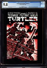 TMNT #1 CGC 9.8 Sets $245K Record at ComicConnect