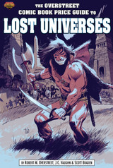 Overstreet Lost Universes Guide Now Accepting Ads
