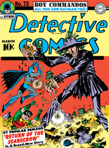 80 Years of Scarecrow's Toxic Fear