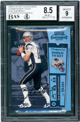 Tom Brady Rookie Card Tops $2.25 Million