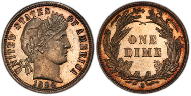 Old San Francisco Dime Sells for $1.8 Million