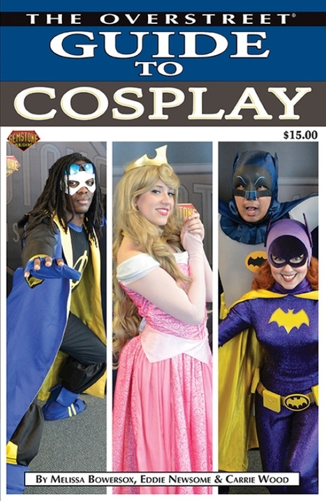 The Overstreet Guide To Cosplay Cover B Softcover