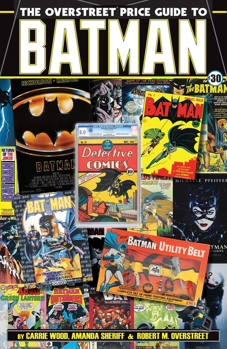 The Overstreet Price Guide To Batman