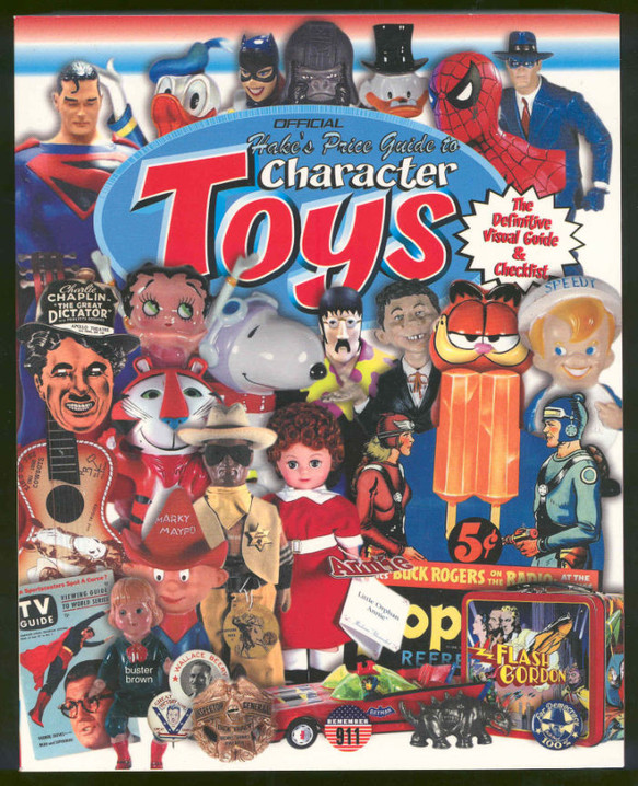 Hake's Price Guide to Character Toys #4 SC