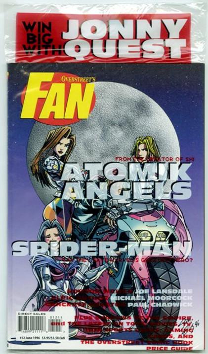 Overstreet's FAN #12 - Atomik Angels