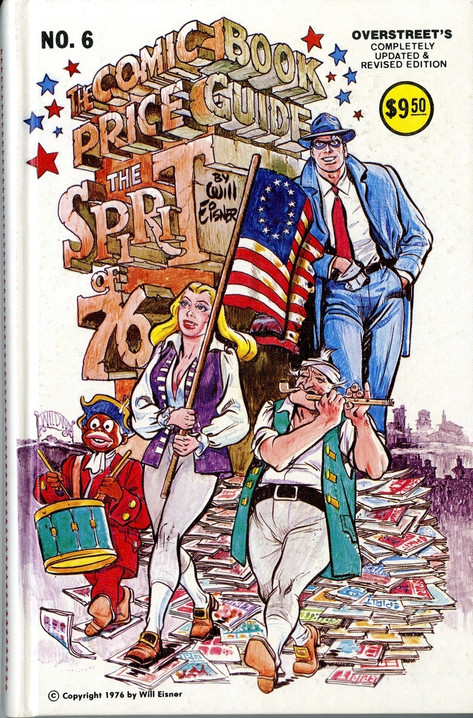 (1976) Cover by Will Eisner