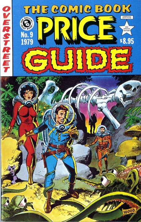 (1979) Cover by Wally Wood