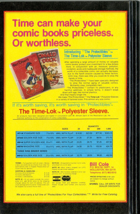 The Overstreet Comic Book Price Guide #11 HC