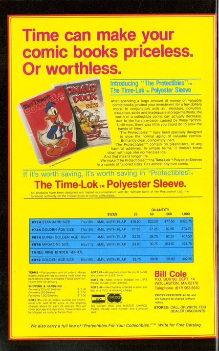 The Overstreet Comic Book Price Guide #11 SC