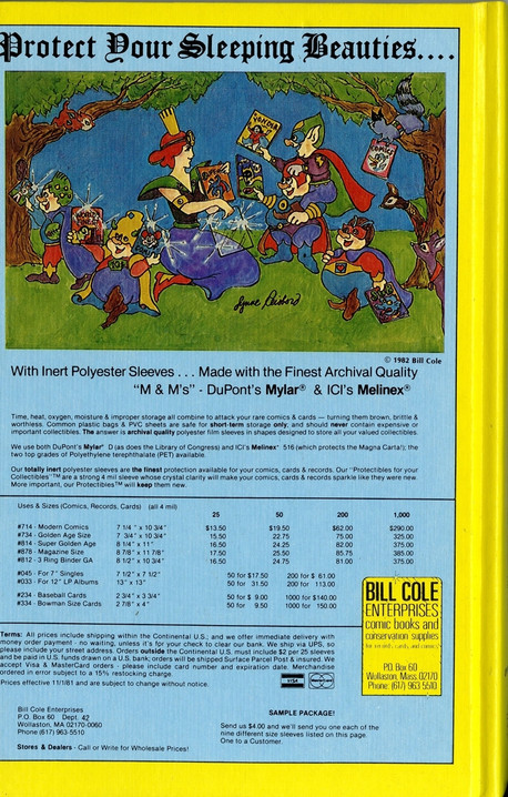 The Overstreet Comic Book Price Guide #12 HC