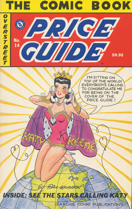 The Overstreet Comic Book Price Guide #14 SC