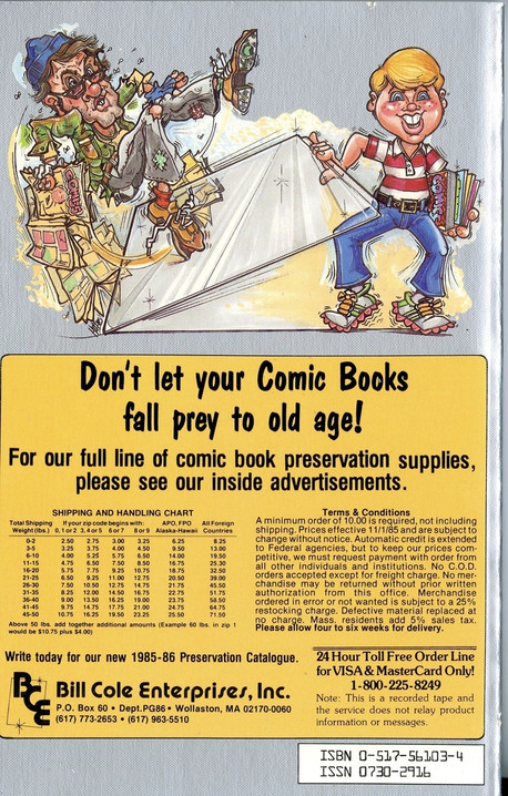 The Overstreet Comic Book Price Guide #16 SC